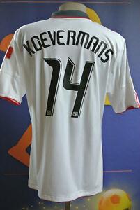 Match worn Toronto FC jersey