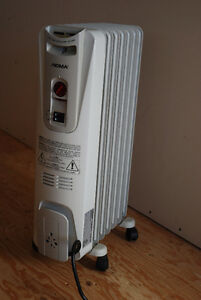 Noma Oil Filled Space Heater