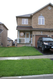 BEAUTIFUL 3 BED END UNIT TOWNHOUSE FOR RENT - ALCONA INNISFIL