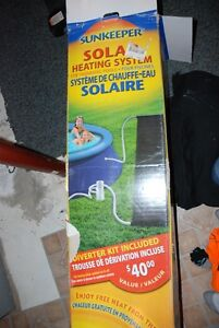 Solar Heater for Pool