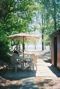 Beachfront Cottage Rental, Long Point