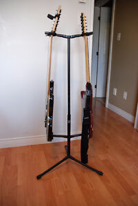 Guitar Stand For 2 Guitars