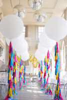 Balloon and party associate