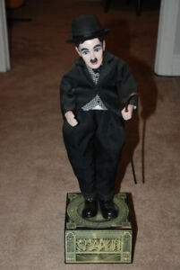 Charlie Chaplin Limited Edition Wind Up Doll