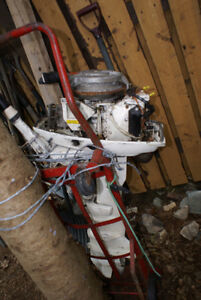 25 HP evinrude outboard for parts St. John's Newfoundland image 3