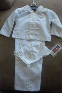 Baby boy Christening Outfit size 12-18 months