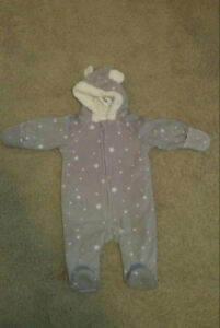 Baby bunting suit - 3-6 months - brand new