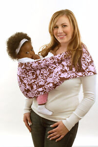 Peanut Shell baby sling carrier