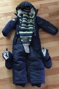 MEC 1pc Kids Snow Suit – Size 4T