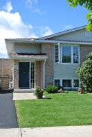 Impeccable 2+1 semi-detached in popular east end neighbourhood