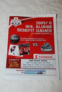 NHL MISCELLANEOUS AUTOGRAPHED ITEMS Cambridge Kitchener Area image 3