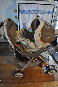 Graco Sroller and Carseat