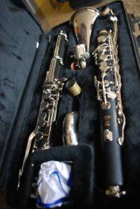 Yamaha 221II Bass Clarinet