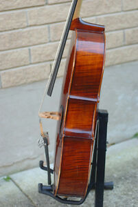 quarter size cello , handmade whole solid wood ,beautiful sound Stratford Kitchener Area image 3