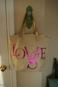 Victoria's Secret  & Ed Hardy bag