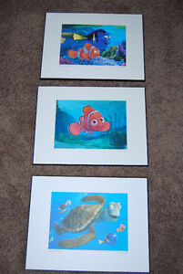 Nemo Plaque Mounted Prints