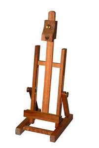Vintage-Artist-display-easel-Show-your-art-or-Sign