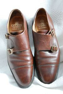 Crockett & Jones Harrogate Double Monkstrap Shoe