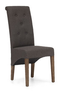 GREY FABRIC DINING CHAIR ON CLEARANCE Gatineau Ottawa / Gatineau Area image 1
