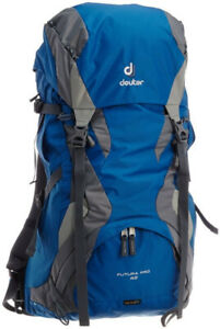 Blue Deuter Futura Pro 42L for Trade or $290. See other ads
