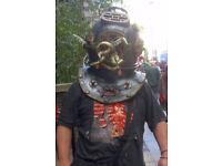 Diving Helmet Replica
