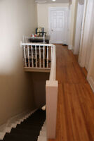 Large clean room for rent uptown in good building(Available now)