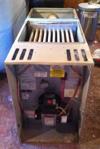 USED Warm Air Furnace