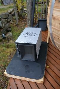 BARREL SAUNAS!! Seats 6 People, Easy to Assemble, Free Delivery North Shore Greater Vancouver Area image 8
