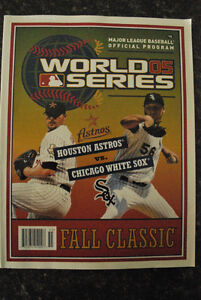 2005 MLB World Series Collectables