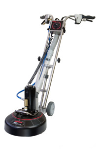 Rotovac 360i- Terminator 1200 carpet cleaning machine extractor