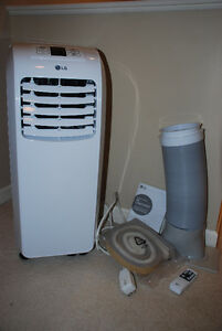 LG Portable Air Conditioner 8000 BTU