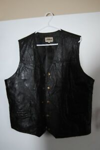 Ashburn motorcycle vest