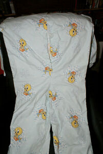 "Looney Tunes ""Jumpsuit"" One Piece Pyjamas with feet"