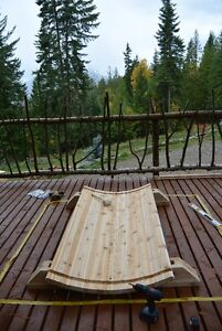 BARREL SAUNAS!! Seats 6 People, Easy to Assemble, Free Delivery North Shore Greater Vancouver Area image 2