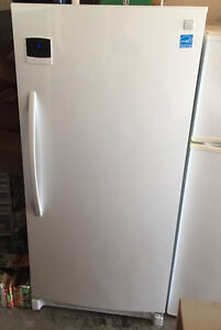 Frigidaire 18 cu ft upright electronic freezer