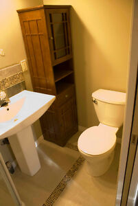 Renovated Main Floor Bedroom with Private Bath in Edgemont