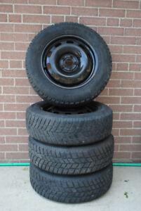used winter  wheels set