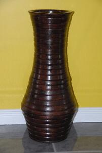 Vase pour une entrée