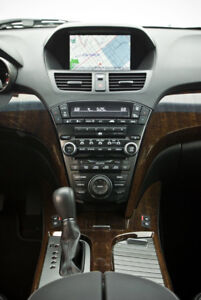Acura MDX 2011 technology packages