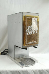 Grindmaster 100 Coffee Grinder Single Automatic - Works Perfect!