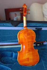 1/8 hand made solid wood violin. Stratford Kitchener Area image 2
