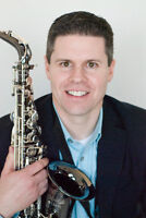 Saxophone Flute and Clarinet Lessons