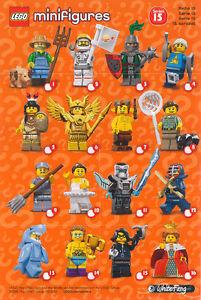 Lego Minifigure Série 15