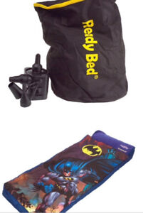 Ready Bed Batman Inflatable Kids Bed