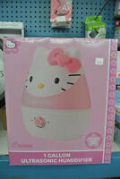 Humidificateur Crane 1 Gallon Ultrasonic Hello Kitty City of Montréal Greater Montréal Preview
