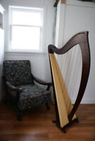 Beginning HARP LESSONS IN FAIRVIEW