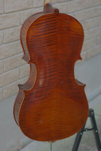 quarter size cello , handmade whole solid wood ,beautiful sound Stratford Kitchener Area image 2