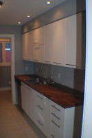 Renovated Duplex in Brighton. Awesome New Kitchen with pantry