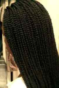 Get your hair braided for the warm weather!