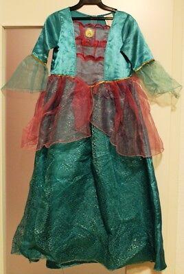Original Barbie Kleid Tierinsel 128 Prinzessin Cesar Karneval, - Original Tier Kostüm